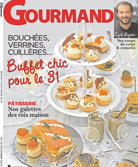 Woos - Magazine Gourmand